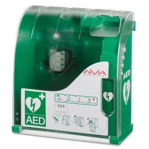 Кутия за Автоматичен Дефибрилатор - AIVIA
